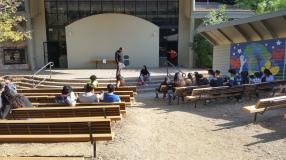 2017 YouTHink Student Ambassador Program Retreat: Colin Kaepernick-inspired Process Drama