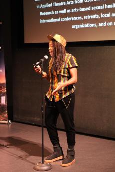 2017 PBS I Am Not Your Negro Screening: Locating I in Black Diaspora/Paying Homage to My Faja